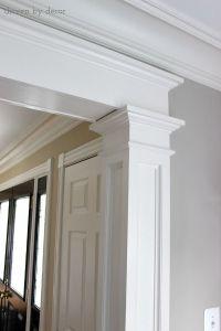 Doorway Molding Design Ideas | Moldings, House and Doors