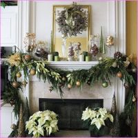 fireplace mantel decorating ideas - Google Search ...