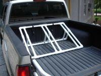 Homemade Pickup Truck Bike Rack | Thread: best non front ...