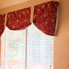 Kitchen Curtain Patterns Gray Backsplash Black And Red Curtains Valance Ideas
