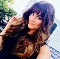 Hair Color Trends 2015 Winter Curly Hair Color with Bangs ...