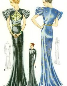 The couture touch mccall patterns designs for spring also in  evening pinterest rh za