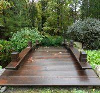 25 Stunning Garden Bridge Design Ideas | Bridge design ...