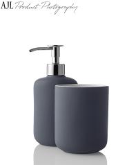 Images of Ikea EKOLN Toothbrush Holder & Soap Dispenser by ...