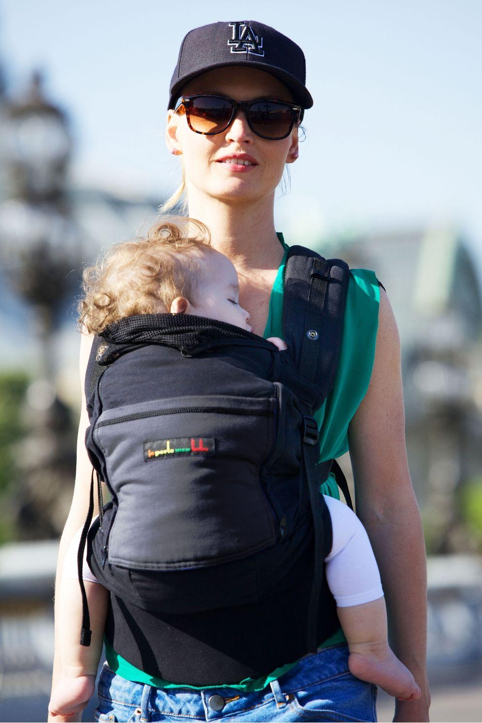je porte mon bebe physio carrier