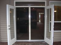 Holland Screens -- Outward Opening French Doors with ...