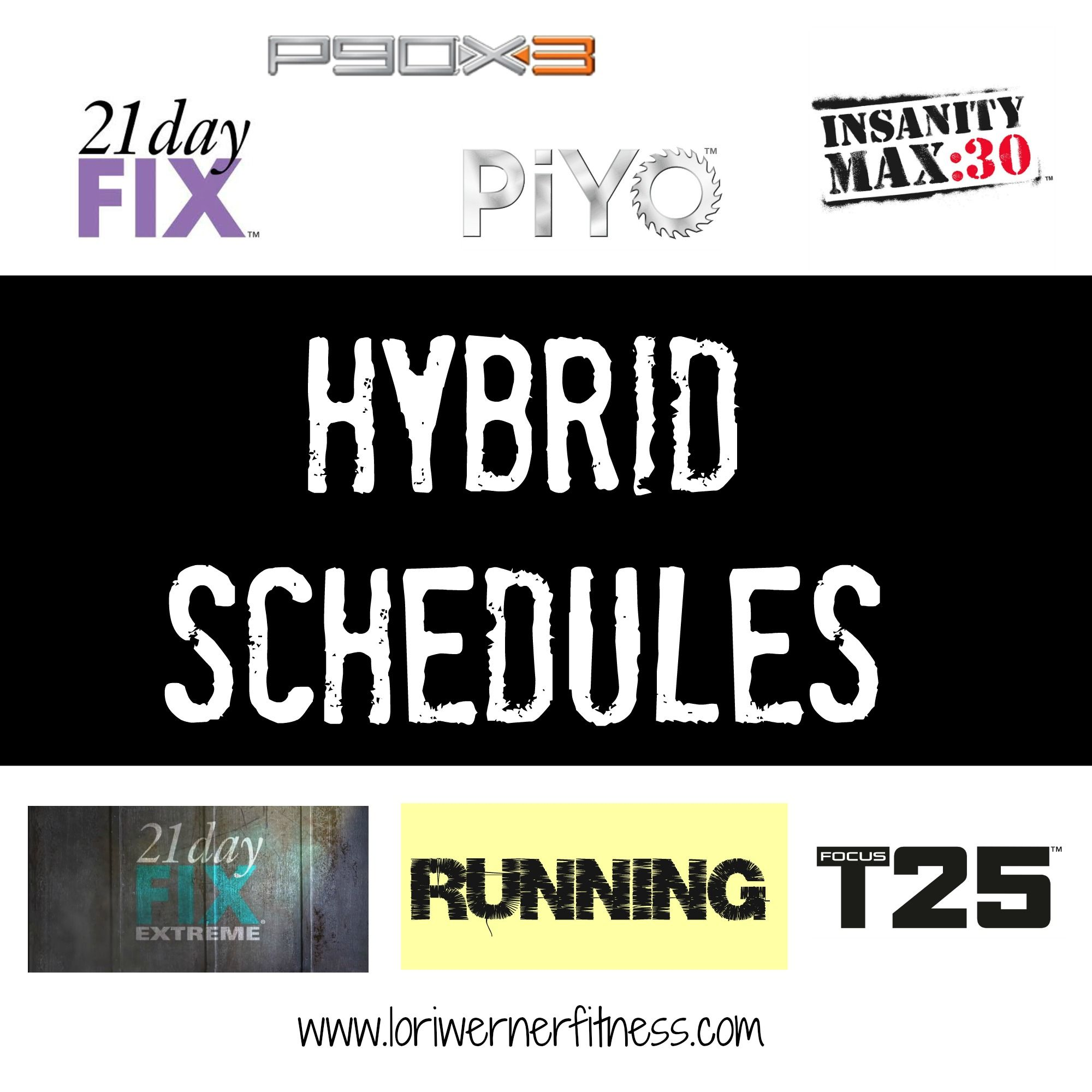 Beachbody Hybrid Workout Schedules Looking To Change Up