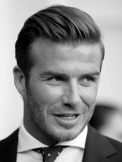 Slicked Back Short Hairstyles For Men Haiir Make Up Pinterest