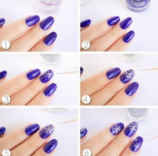 You Can Find Here The New And Latest Nail Art Designs For