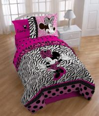 Bedroom Decor Ideas and Designs: Top Ten Minnie Mouse