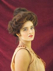 maur gibson girl girls makeup
