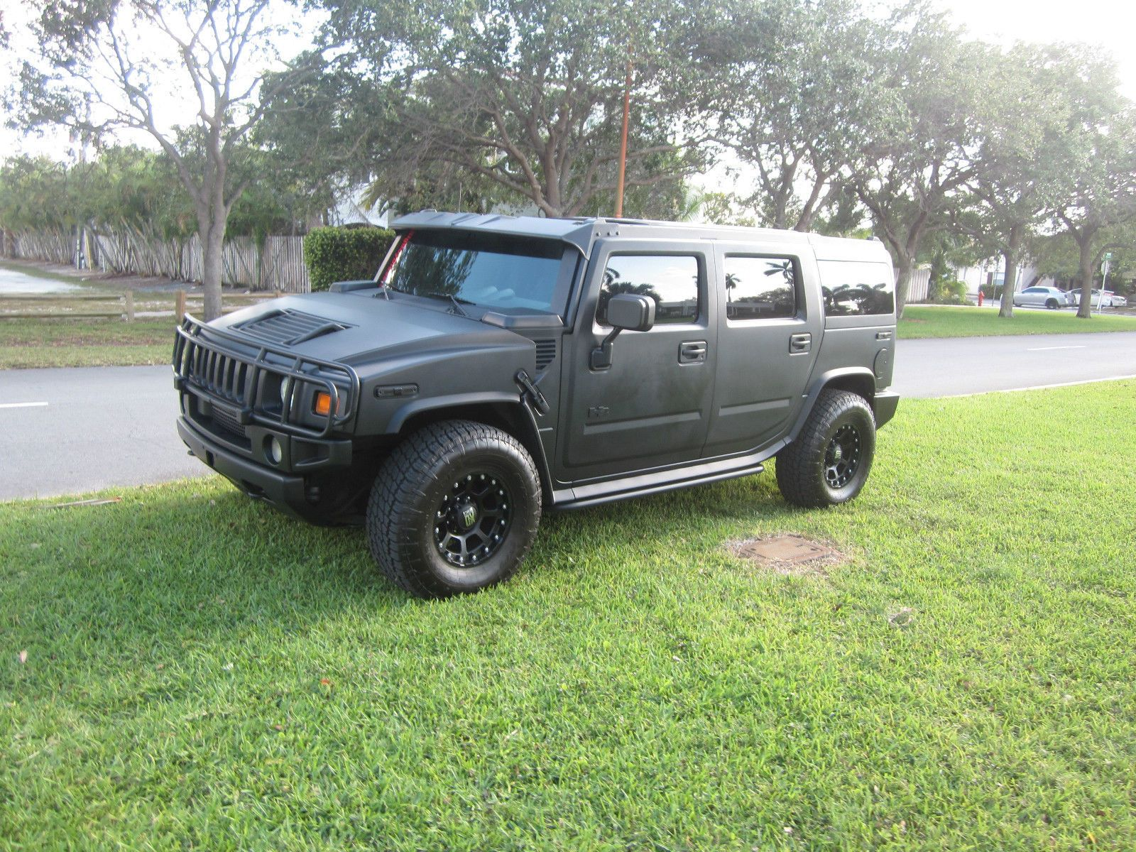 Custom show 2003 Hummer H2 4—4 4x4s for sale