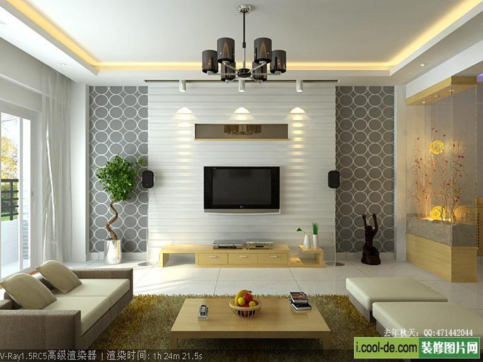 Bedroom Design Living Room Modern Tv Wall Units In White And Light
