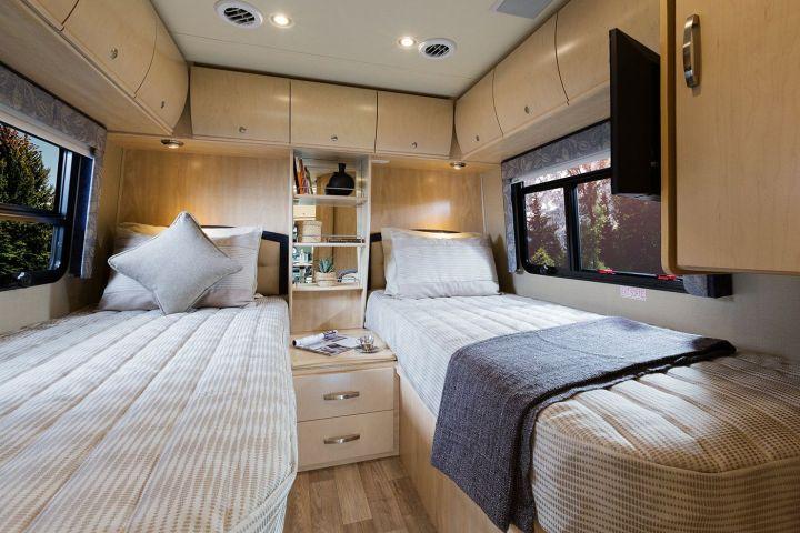 Unity Floorplans Leisure Travel Vans Rv And Living