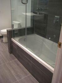 best remodel for tub shower enclosure