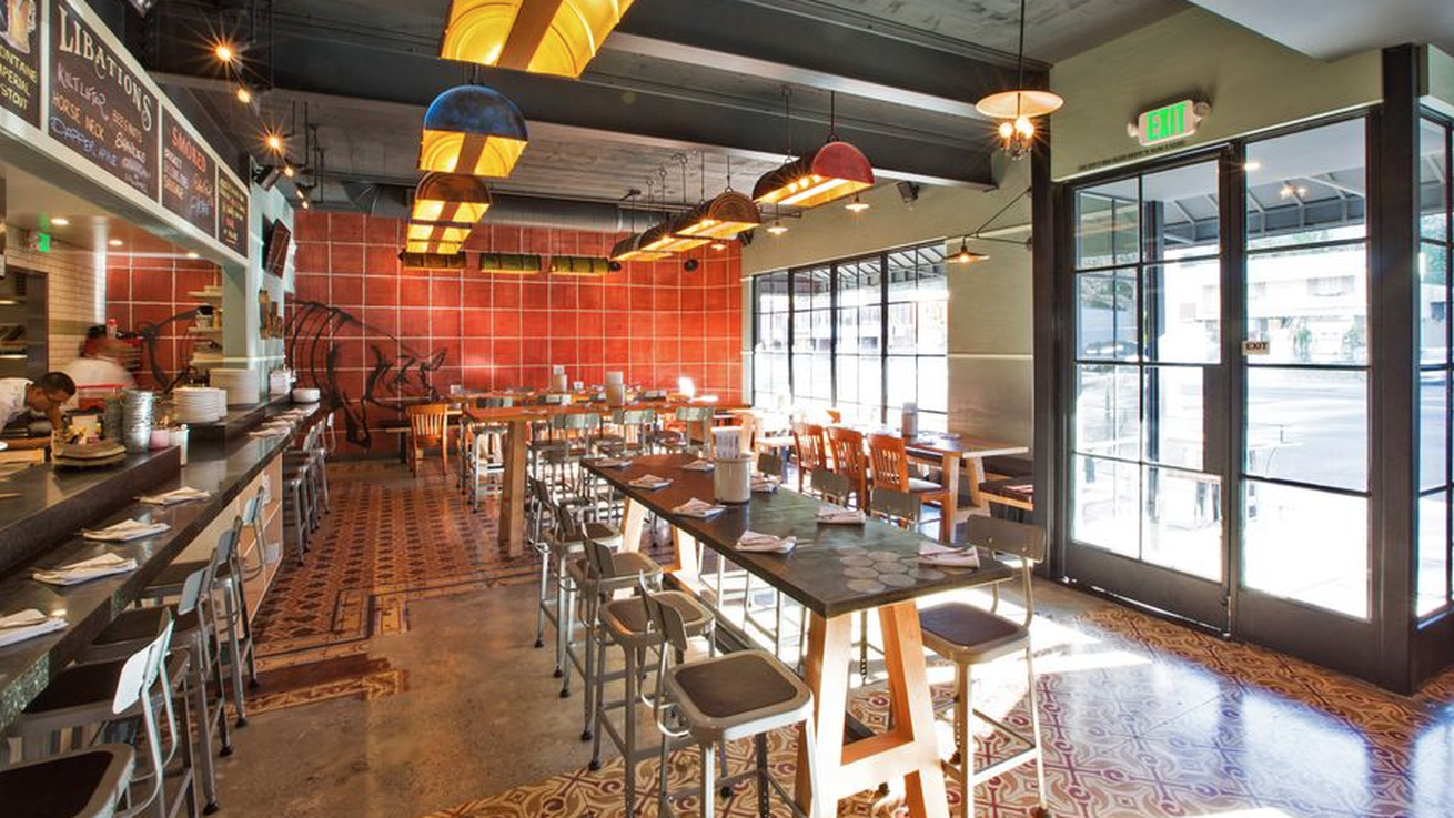 southern bbq restaurant interior  Google Search  Project