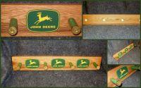John Deere Coat Rack by ChetsKentuckyCrafts on Etsy ...