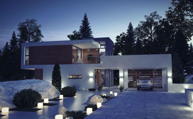 Modern House Plan Uganda Modern House