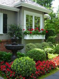130 Simple, Fresh and Beautiful Front Yard Landscaping ...