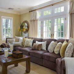 Cream Colored Sofa Pillows Corner Garden Furniture Set New Color Combinations For A Brilliant Decor | Couch ...