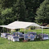 Outdoor Canopy Gazebo Tent Party Wedding 10'x20' White ...