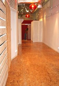 Particle Board Floor Image of particle board used ...