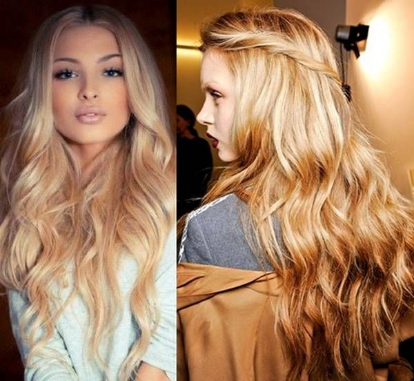 Blonde Hair With Long Hairstyles For 2014 2015 02 2014 2015 Hair