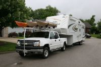 Kayak Rack For Truck With 5th Wheel | Boats | Pinterest ...