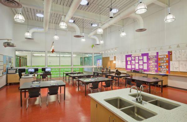 Booker T. Washington STEM School