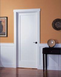 single panel interior door shaker style - Google Search ...