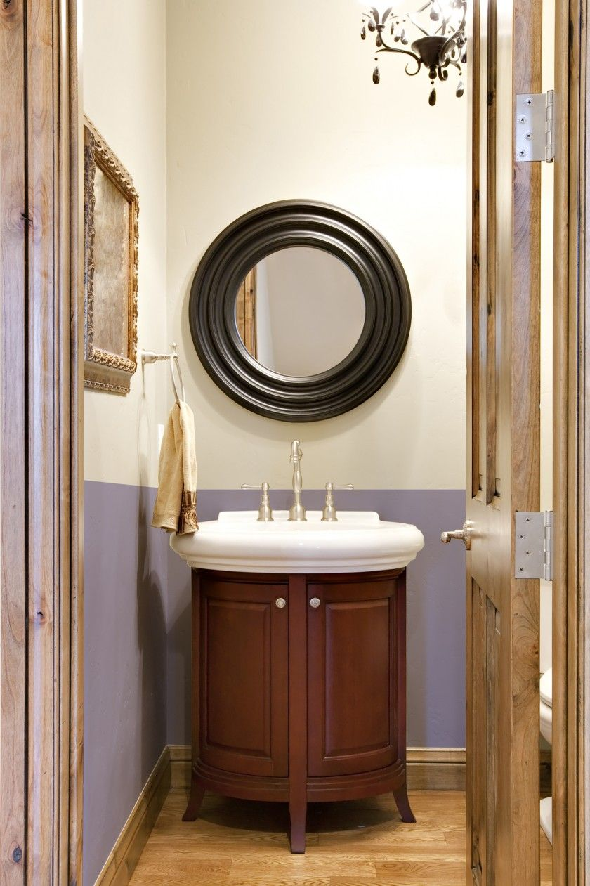 Interior powder room decorating ideas pictures about also rh pinterest