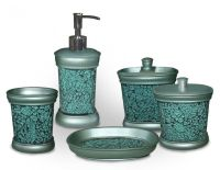Unique Turquoise Bathroom Accessories for Decoration ...