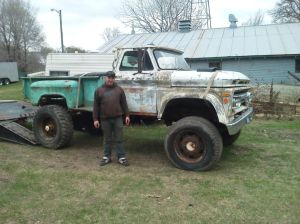 Old truck on Pinterest | Gmc Trucks, Ford and 4x4