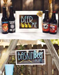 Backyard Beer Bash {Adult Birthday | Backyard, Birthdays ...