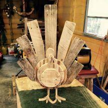 Pallet Turkey Sew