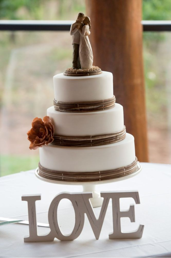 Cake Decorating Rustic Wedding Cakes Toppers Topper