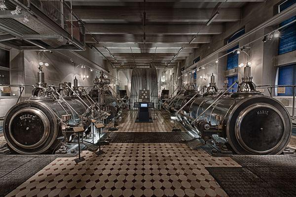 Steam Engine Museum. Biggest