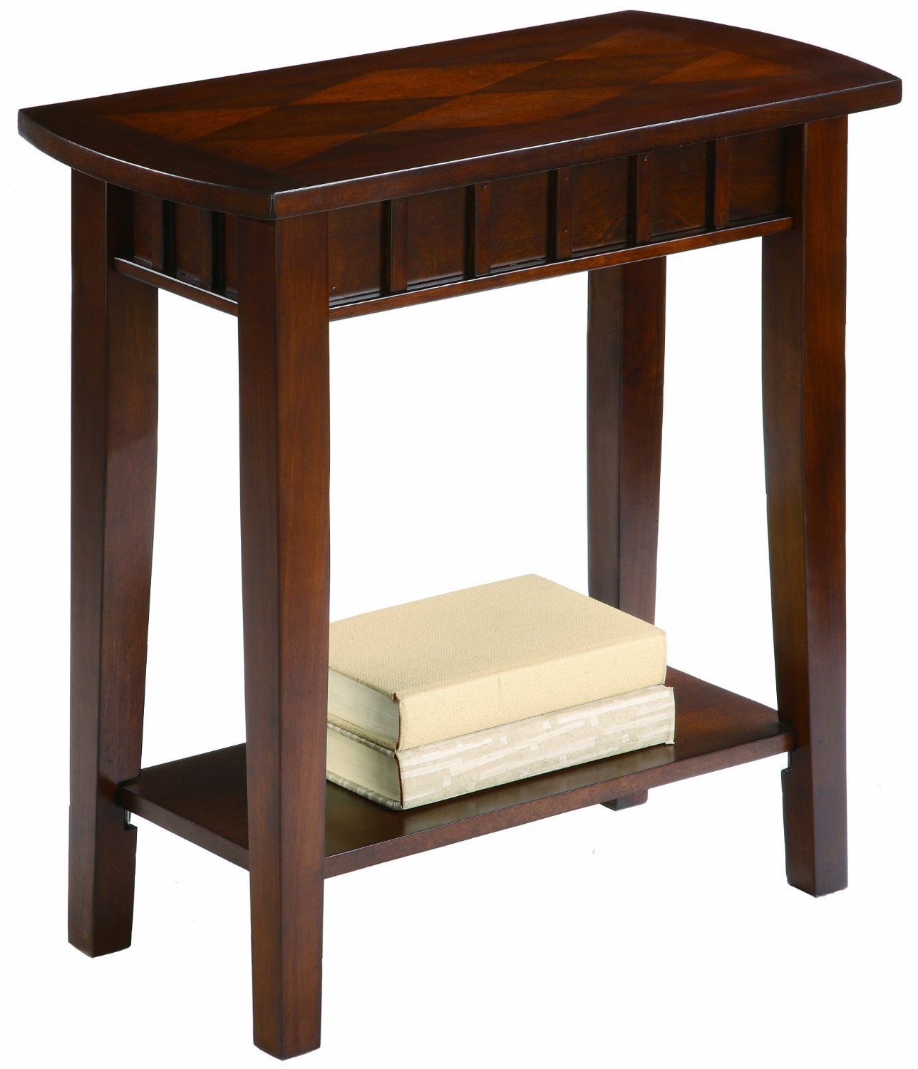 skinny end tables