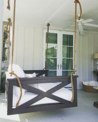 Not your average porch swing! Our swing beds are hand ...