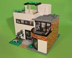 Brick Town Talk Houses LEGO Town Architecture Building Tips