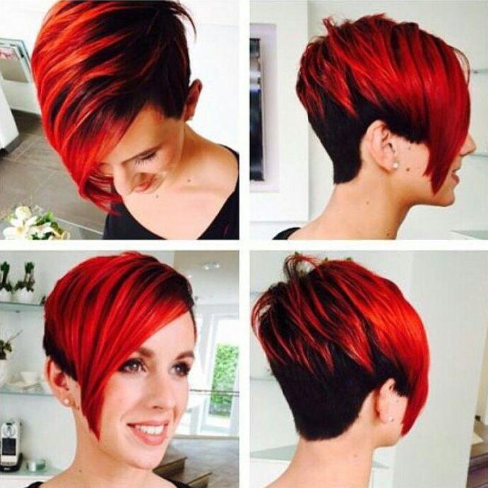 Die 11 Tollsten Farben In Kurzen Haaren Für Frauen Mit MUT! Neue