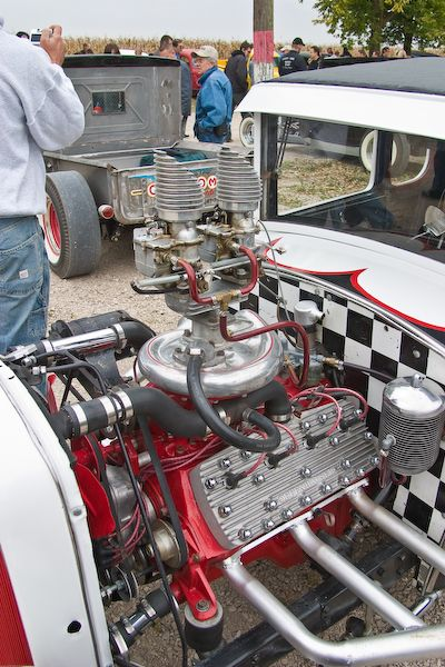 Mcculloch Supercharger Ford Block Y