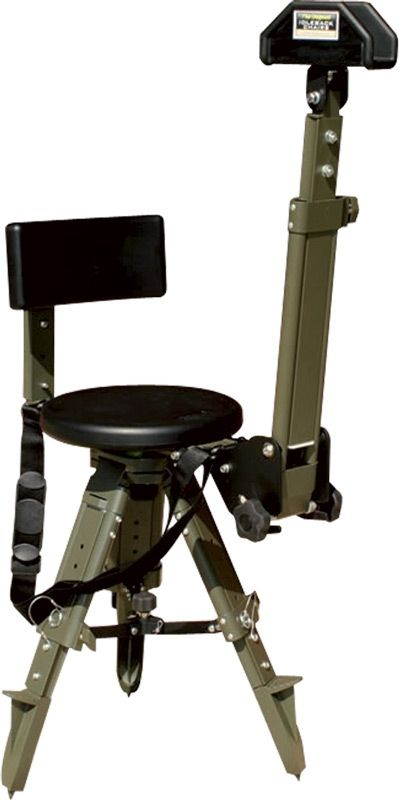 Idleback shooting chair  eases my backpain and