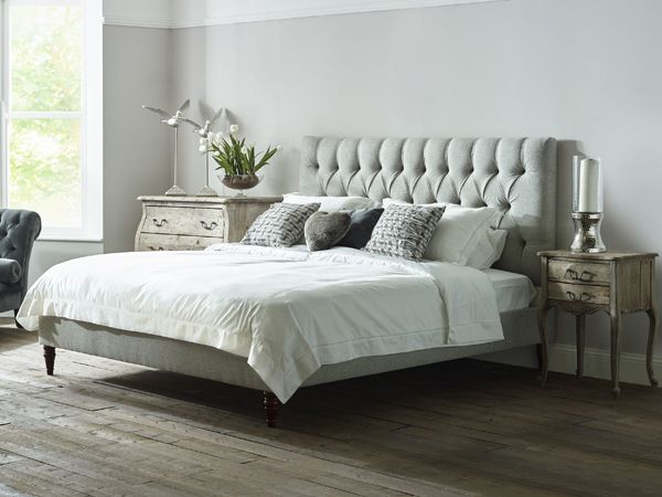 Lawrence Super King Size Bed The English Company