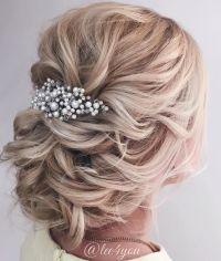 40 Chic Wedding Hair Updos for Elegant Brides   Elegant ...