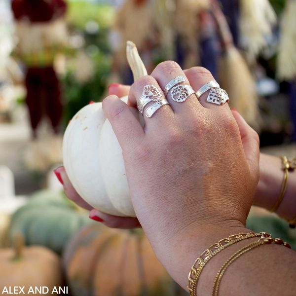 Spoon Ring Alex and Ani