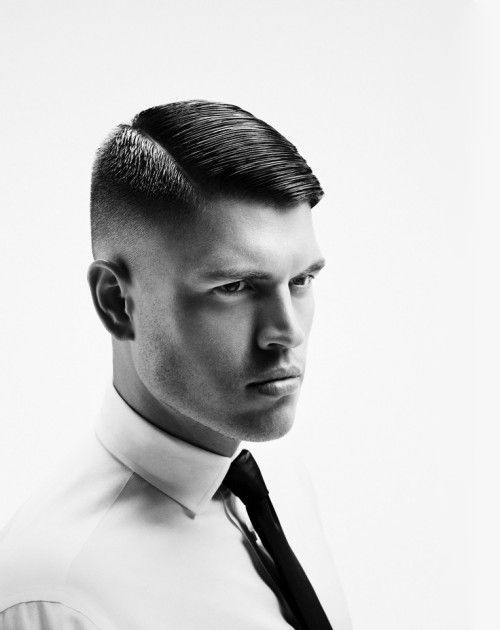 New Mens Hairstyles For 2013 Men Short Hairstyle Barber