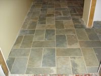 Porcelain Floor Tile That Looks Like Slate  Tile Design
