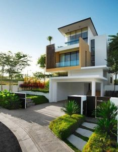 Nice popular modern home exterior designs  also ill take the dream with  trophy to match please photos rh za pinterest