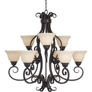 Manor 9 Light Oil Rubbed Bronze Chandelier Ping Great Deals